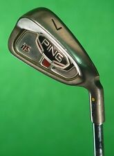 Ping i15 Yellow Dot Single 7 Iron Factory Cushin AWT Steel Regular
