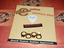 Gibson Les Paul Historic Knob Pointers Gold Guitar Parts R8 R9 V R7 R0 SG Custom