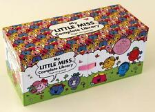 MY LITTLE MISS COMPLETE LIBRARY IN BOX SET 35 BOOKS BRAND NEW COLLECTION MR. MEN