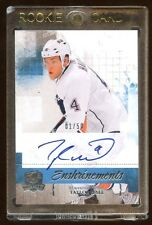 2010-11 THE CUP TAYLOR HALL RC AUTO #D 01/50  1/1  FIRST ONE MADE HOT AUTOGRAPH