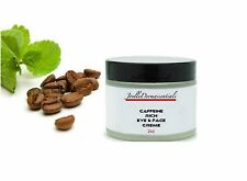 Organic Wake Up Caffeine Cherry Coffee Eye & Face Cream