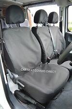 CITROEN DISPATCH TAILORED EXTRA HEAVY DUTY VAN SEAT COVERS