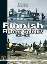WW2 Finnish Fighter Colours 1939-1945 Volume 1 by Kari Stenman Reference Book