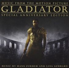 GLADIATOR SOUNDTRACK Special Anniversary Edition [2 CDs] Hans Zimmer CD