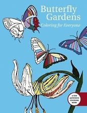 Creative Stress Relieving Adult Coloring Book: Butterfly Gardens: Coloring...