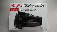 12V Schumacher Portable Oven Mobile Stove RV Truck Cooking 1212