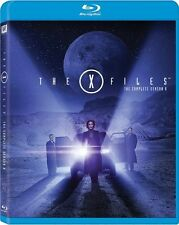 X-Files: The Complete Season 8 - 6 DISC SET (2015, REGION A Blu-ray New)