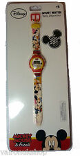 OFFICIAL DISNEY MICKEY MOUSE DIGITAL WATCH