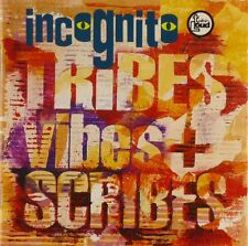 CD - Incognito - Tribes, Vibes And Scribes - #A3552
