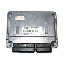 VW PASSAT MK6 2001 2.0 AZM ENGINE CONTROL UNIT ECU 06B 906 033 T 06B906033T