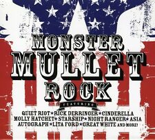 Monster Mullet Rock (2009, CD NIEUW)2 DISC SET