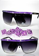 Stylish designer sunglasses with super sparkling Diamond Swarovski elements