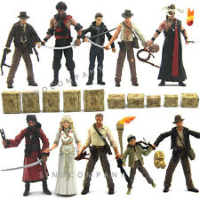 Lot 10 Indiana Jones figure WILLIE SCOTT TEMPLE GUARD OF DOOM Short round AK88