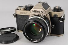 EXCELLENT+++++ Nikon FM2T with nikkor ai 50mm f1.8 from japan #393