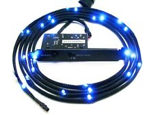 NZXT Blue Sleeved LED Kit with PCI Light 1M