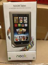 """Barnes & Noble NOOK Tablet 8GB 1GHz Wi-Fi 7in"""" BNTV250A"""