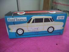 DDR-Spielzeugauto   Ford Taunus 12 M