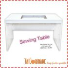 Tailormade Sewing Machine Cabinet Desk, Table Furniture Janome Extension Modular