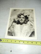 JUDY GARLAND 8x10 PHOTO PICTURE PORTRAIT PRINT