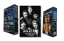One Direction Official Autobiography With One Direction Box Set, I Love Harry,