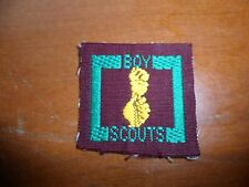 Vintage Scout Proficiency Badge from the early 1950's- Lot 4