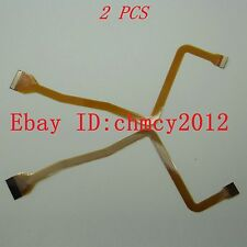 2pcs LCD Flex Cable For Panasonic NV-MD10000 Video Camera Repair Part MD10000