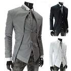 New Fashion Mens Casual Designed Blazer Suit Stylish Slim Fit Jacket Coat 0302