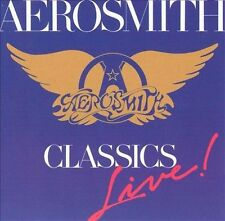 AEROSMITH-Classics Live-JOE PERRY PROJECT-Earth Inc.Cd