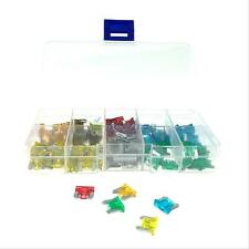 120pcs Mini Blade Fuse Assorted Auto Car Motorcycle SUV Fuses Kits APM ATM 5-30A