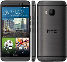 HTC ONE M9 32GB - GUNMETAL GREY- T MOBILE UNLOCKED ANDROID 4G REFURBISHED A+++