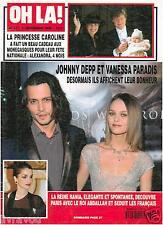 ▬►OH LA 63 (1999) VANESSA PARADIS_DEPP_CAROLINE MONACO_CELINE DION_SOPHIA LOREN