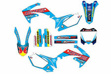 CRF450 09-12 CRF250 10-13 GRAPHIC KIT CRF450R 2009 TO 2012 CRF350R 2010 TO 2013