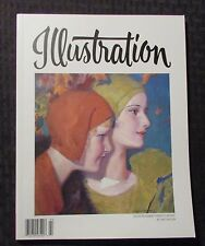 2009 ILLUSTRATION Magazine #28 VF- 7.5 McClelland Barclay - Rudy Nappi