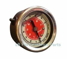 Fuel Pressure Gauge Glycerine Filled Dual Scale 1/8 Regulator etc