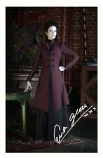 EVA GREEN - PENNY DREADFUL AUTOGRAPHED SIGNED A4 PP POSTER PHOTO