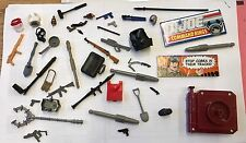 Lot Of Gi Joe 25th/30th/50th Accessories from Collector's Club Figures