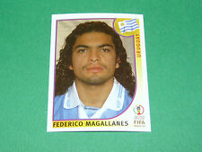 N°76 MAGALLANES URUGUAY PANINI FOOTBALL JAPAN KOREA 2002 COUPE MONDE FIFA WC