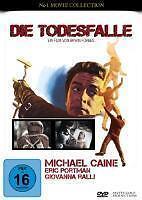 Die Todesfalle Sir Michael Caine  DVD