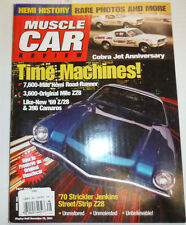 Mustangs & Fords Magazine Time Machines '70 Strickler Winter 2004 032515R2