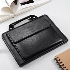 Black Handbag Type Synthetic Leather Case Protective Cover Skin for iPad Air 5