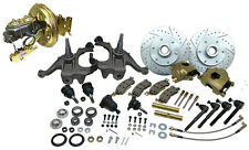 1967-70 Chevy-GMC Truck C10 Front Disc Brake Conversion Kit 6 Lug 2.5 Drop