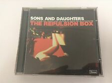 Sons and Daughters - Repulsion Box (2005) CD