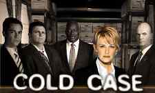 COLD CASE - COMPLETE TV SERIES - GREAT QUALITY - OVER 150 SOLD