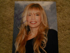 Dyan Cannon Signed 8x10 Color Photo