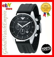 New Emporio Armani Luxury Sport style mens watch AR0527 - RRP 280$