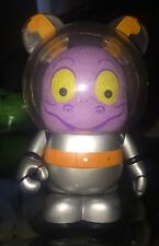 "DISNEY VINYLMATION 3"" Park 7 Figment Space Suit Helmet Silver Gray Rare Journey"