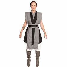 Sith Lord Halloween Custom Star Wars Tunic Outfit Jedi Knight adult Costume men