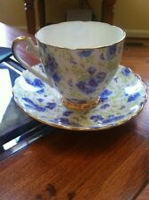 Royal Ardalt Bone China Cup & Saucer Floral Pattern 2094C Made In England