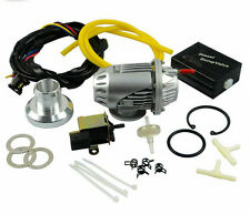 Valvola pop off HKS diesel elettronica ElectrIcal Blow Off BOV SQV 4 KIT turbo
