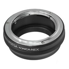 FOTGA Konica AR Lens to E-Mount Adapter for Sony NEX3 NEX5 5N 5R NEX7 NEX-VG20